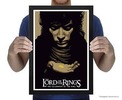 Posters Senhor dos Anéis Frodo