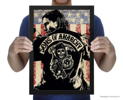 Poster Sons of Anarchy Jax Teller