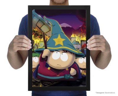 Poster South Park  Eric Cartman