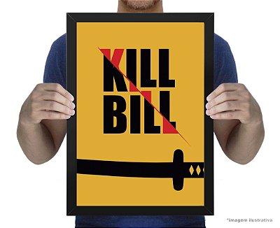 Poster Kill Bill