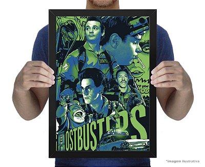 Poster Caça Fantasmas