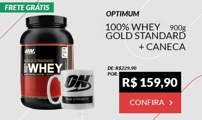 Whey Gold + Caneca