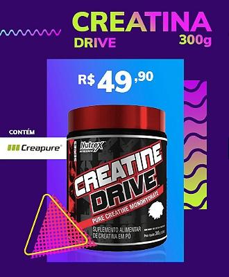 Creatina Drive - Nutrex (300g)