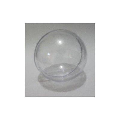 Bola acrílica transparente 6,5cm / Caixa com 30 unidades