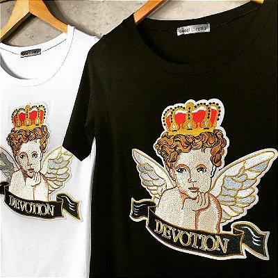 T-Shirt Anjo Coroa