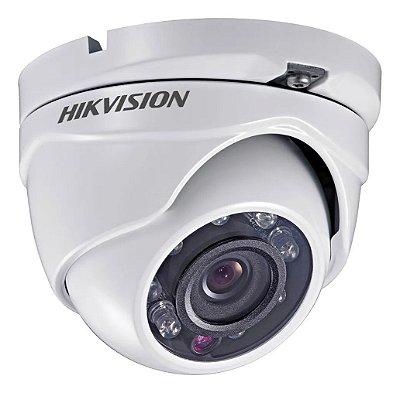Câmera Segurança Dome 720P Hikvision DS-2CE56C0T-IRM