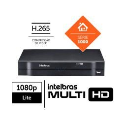 Dvr Intelbras Multi Hd 08 Ch Mhdx 1108