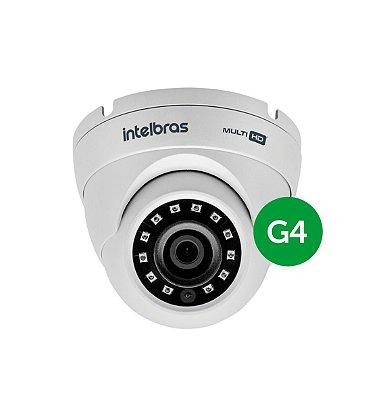 Câmera Segurança G4 Dome 720P Intelbras VHD 3120 D