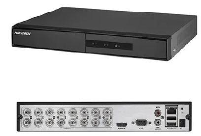 DVR Hikvision Turbo HD 5 em 1 720P 16ch DS-7216HGHI-F1/N