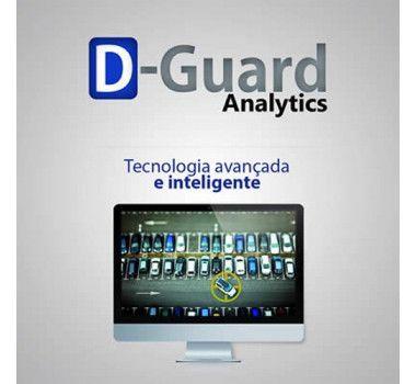 Licença D-Guard Projects Analytics Nível 1 - 2 Canais
