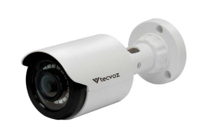 Câmera Segurança Bullet Flex 720P Tecvoz CCB128P
