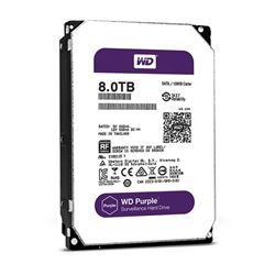 HD Intelbras 8tb Sata 3 3,5 5400rpm 128mb Wd81purz(sts)