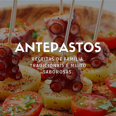 Antepastos - Receitas de família, tradicionais e muito saborosas