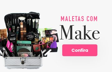 maleta com maquiagem