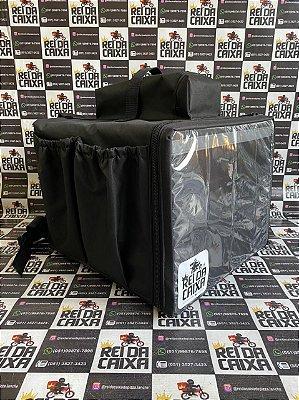 Mochila térmica 48 litros - Comporta embalagem até 40cm