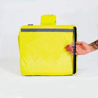 Mochila térmica 45 litros amarelo canário