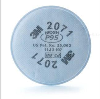 Filtro Químico para Partículas 3M™ 2071