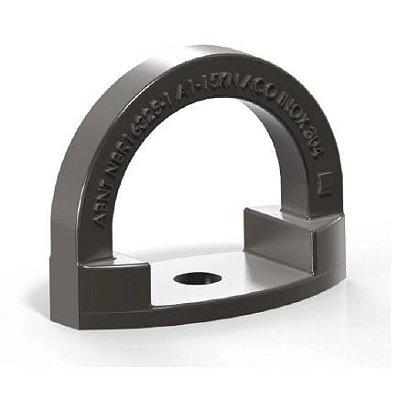 Ponto De Ancoragem Em Aço Inox - 1500 Kg