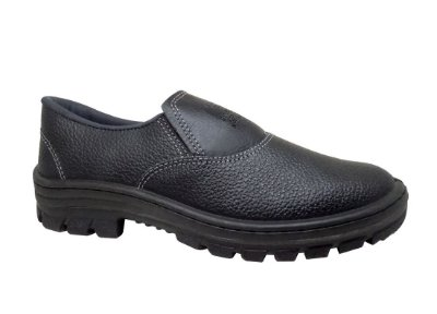 Sapato De Segurança  Sem Biqueira Monodensidade Ca 17143