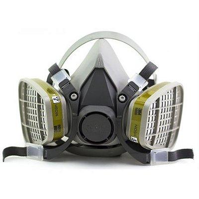 Kit Respirador 6200 3m Mul