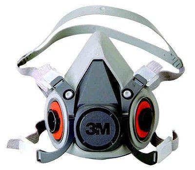 Respirador Semifacial Reutilizável Série 6200 Ca 4115