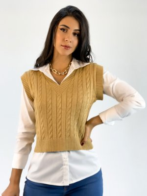 SUETER TRICOT