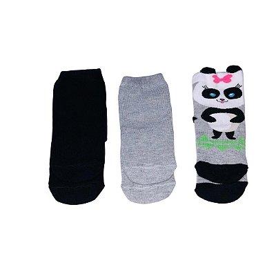Kit Meia Panda