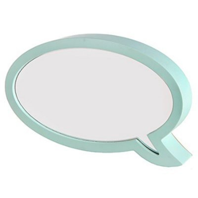 Espelho - Balão de Fala - 30 cm