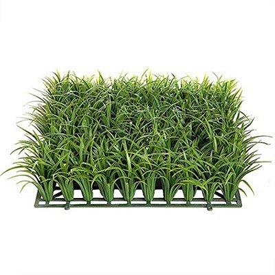 Tapete de Grama Artificial Verde para Decoração - 30 cm