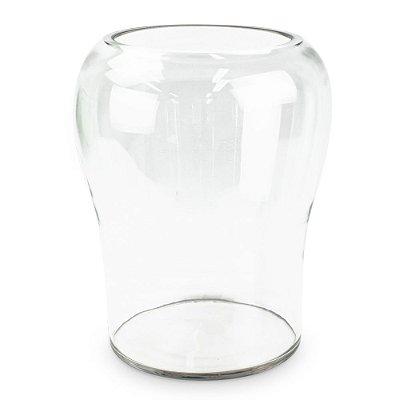 Vaso de Vidro Onda M