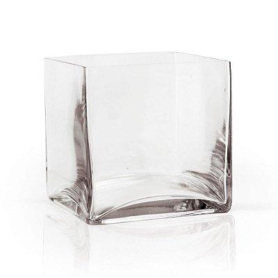 Vaso de Vidro Transparente G