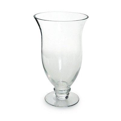 Taça de Vidro Transparente Moderno G