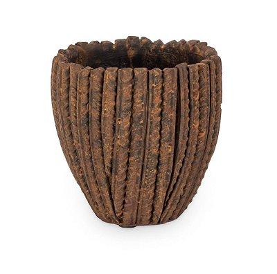 Vaso Terracota Vergalhão