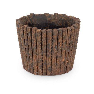 Vaso Terracota Vergalhão M