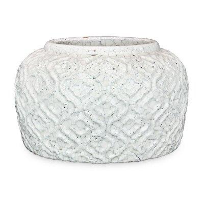 Vaso de Cerâmica com Decorado G