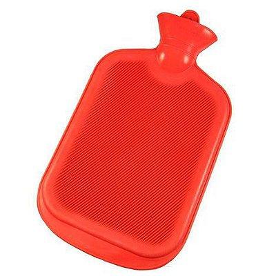 Bolsa de Água Quente 1 Litro Vermelha Bioland