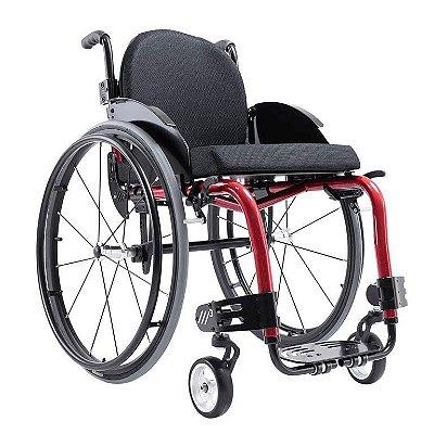 Cadeira de Rodas Manual Ativa M3 Ortobras