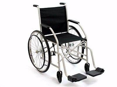 Aluguel Cadeira de Rodas Simples em Aço