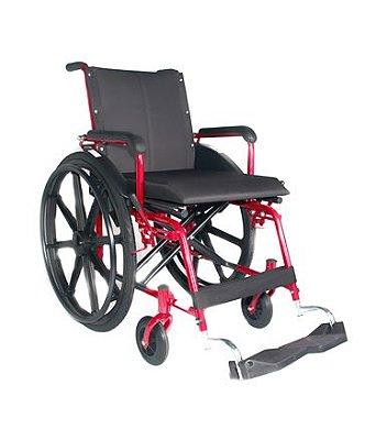 Aluguel Cadeira de Rodas Aço para 100 Kg