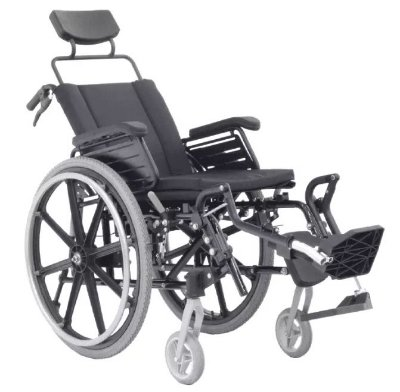 Aluguel Cadeira de Rodas Reclinável