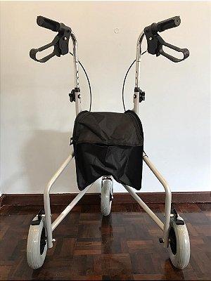 Andador com 3 Rodas Comfort Praxis