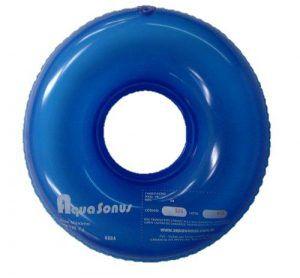 Almofada Assento Circular de Ar com Orifício Aquasonus