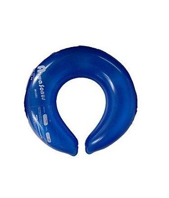 Assento Higiênico de Água Aquasonus Azul