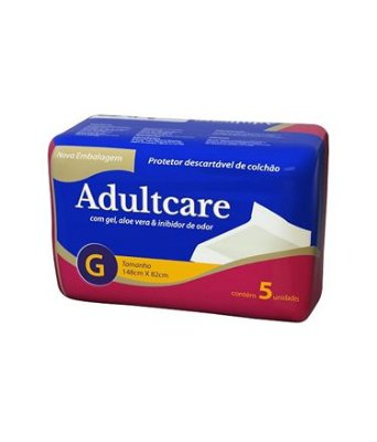Protetor descartável Adultcare Tamanho G
