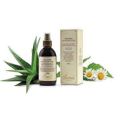 Regenèr Águas de Aloe Calmante para Peles Sensibilizadas