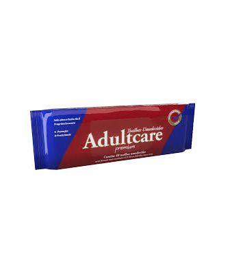 Toalha Umedecida Premium Adultcare