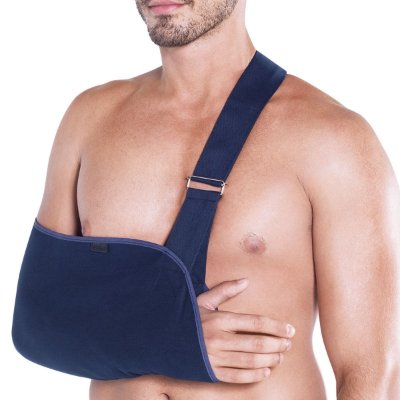 Tipoia Ortopédica Simples Kestal Azul