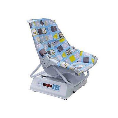 Balança Infantil Digital 30kg Divisão 10g Cadeirinha 109-E Confort Welmy