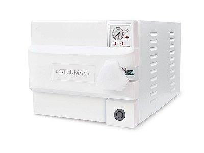Autoclave Box Analógica Ciclo Silencioso Pequena 21L Stermax