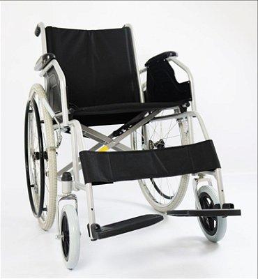 Cadeira de Rodas Simples Dobrável D100 Dellamed
